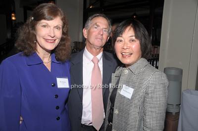 Pat Altman ,Paul Abramson, Heidi Komoriya photo by Rob Rich © 2010 robwayne1@aol.com 516-676-3939