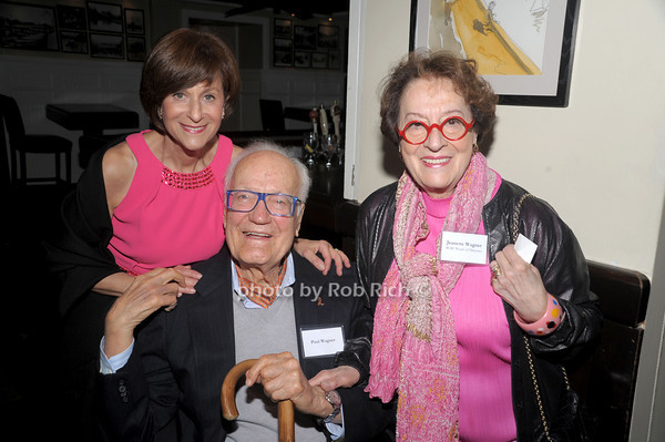 Myra Biblowit, Paul Wagner, Jeanette Wagner<br /> photo by Rob Rich © 2010 robwayne1@aol.com 516-676-3939