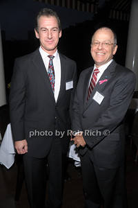 Lewis A. Chodosh, Graham Colditz photo by Rob Rich © 2010 robwayne1@aol.com 516-676-3939