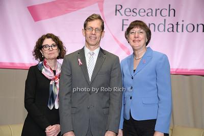 Dr.Titia de Lange,  Dr.Robert Vonderheide, and Dr. Nancy Davidson photo by Rob Rich/SocietyAllure.com © 2013 robwayne1@aol.com 516-676-3939