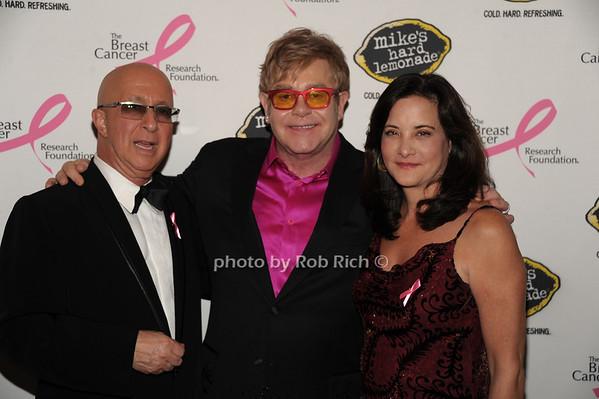 Paul Shaffer, Sir Elton John, Cathy Shaffer photo by Rob Rich/SocietyAllure.com © 2012 robwayne1@aol.com 516-676-3939