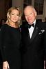 Kate Hudson and Leonard Lauder