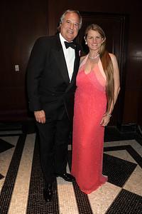 Stewart Lane and Bonnie Comley