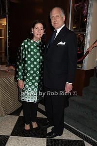 Jo Carole Lauder and Ronald S. Lauder