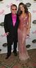 Elton John and Elizabeth Hurley