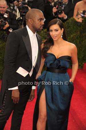 Kanye West and Kim Kardashian photo by Rob Rich © 2014 robwayne1@aol.com 516-676-3939