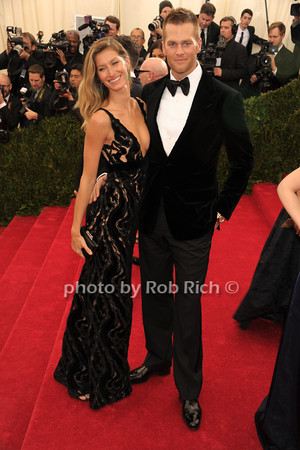 Gisele Bundchen and  Tom Brady photo by Rob Rich © 2014 robwayne1@aol.com 516-676-3939