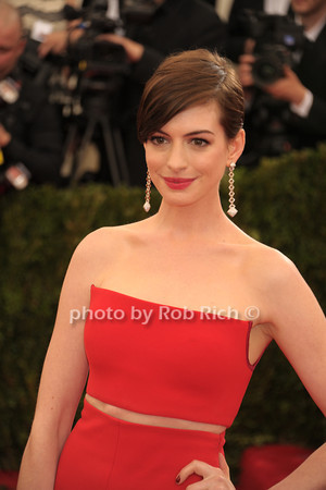 Anne Hathaway  photo by Rob Rich © 2014 robwayne1@aol.com 516-676-3939