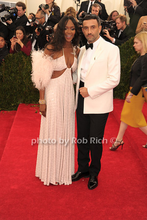 Naomi Campbell and Riccardo Tisci  photo by Rob Rich © 2014 robwayne1@aol.com 516-676-3939