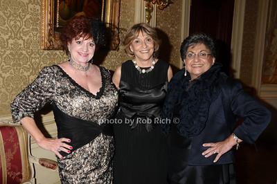 Anita Sanseverino, Barbara Guidi,  Sarafina Capasso photo by Rob Rich/SocietyAllure.com © 2011 robwayne1@aol.com 516-676-3939