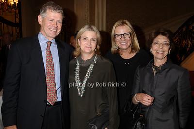 Jeff Judge, Maryann Casati, Debbie Zoullas, Nomi Ghez photo by Rob Rich/SocietyAllure.com © 2011 robwayne1@aol.com 516-676-3939