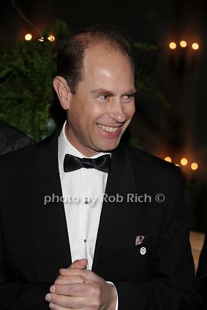 HRH THe Prince Edward