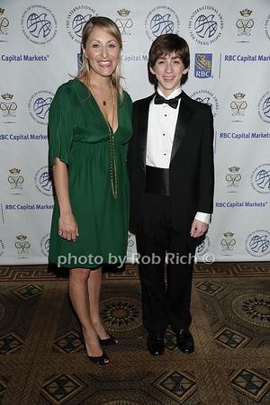 Liz Pearce, Jacob Clemente photo by Rob Rich © 2011 robwayne1@aol.com 516-676-3939