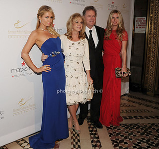 Paris Hilton, Kathy Hilton, Rick Hilton, Nicky Hilton all photos by Rob Rich © 2012 robwayne1@aol.com 516-676-3939