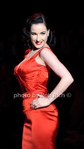 Dita Von Teese photo by Rob Rich © 2011 robwayne1@aol.com 516-676-3939
