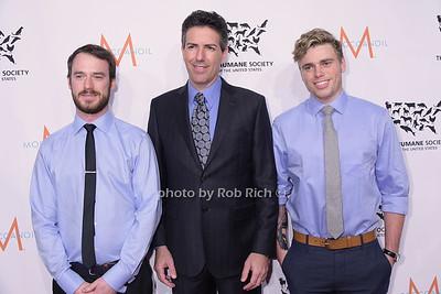 Robin Macdonald, Wayne Pacelle, Gus Kentworthy   photo by Rob Rich/SocietyAllure.com © 2014 robwayne1@aol.com 516-676-3939
