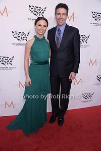 Georgina Bloomberg and Wayne Pacelle   photo by Rob Rich/SocietyAllure.com © 2014 robwayne1@aol.com 516-676-3939