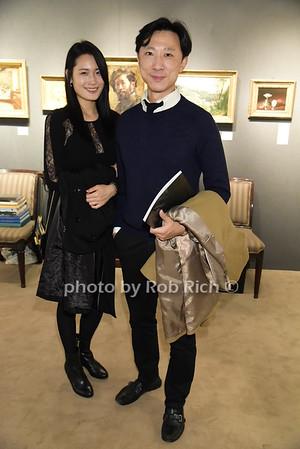 Grace Noh, Andy We photo by Rob Rich/SocietyAllure.com © 2015 robwayne1@aol.com 516-676-3939