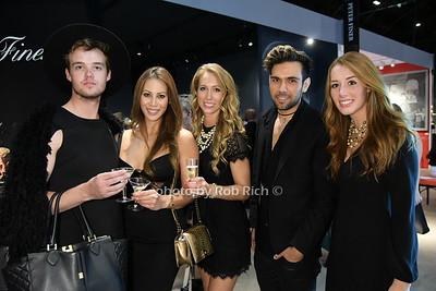 Mason Howell, Kristin Drapesa,Molly Gillette, Oscar Moguel,Brittany Flint photo by Rob Rich/SocietyAllure.com © 2015 robwayne1@aol.com 516-676-3939