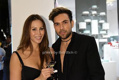 Kristin Drapesa, Oscar Moguel