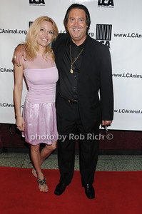 Leesa Rowland, Larry Wohl photo by Rob Rich © 2011 robwayne1@aol.com 516-676-3939
