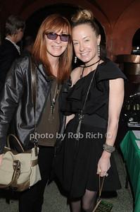 Nicole Miller, Robin Cofer photo by Rob Rich © 2011 robwayne1@aol.com 516-676-3939