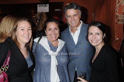 Jennfer Eiseman, Kelly Ryan, Chris DeRose, Sylvia Nevins photo by Rob Rich © 2011 robwayne1@aol.com 516-676-3939