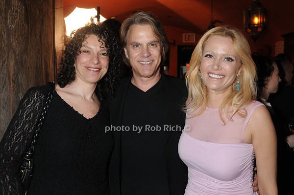 Maria Milito, Greg Oehler, Leesa Rowland<br /> photo by Rob Rich © 2011 robwayne1@aol.com 516-676-3939