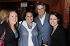 Jennfer Eiseman, Kelly Ryan, Chris DeRose, Sylvia Nevins<br /> photo by Rob Rich © 2011 robwayne1@aol.com 516-676-3939