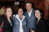 Jennfer Eiseman, Kelly Ryan, Chris DeRose, Sylvia Nevins<br /> photo by Rob Rich © 2011 robwayne1@aol.com 516-676-3939