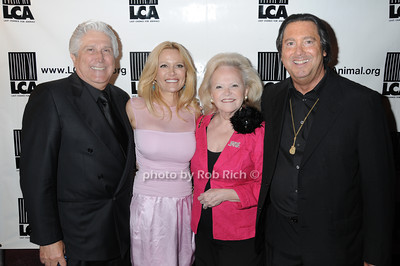 Joe Pontarelli, Leesa Rowland,Jane Pontarelli, Larry Wohl photo by Rob Rich © 2011 robwayne1@aol.com 516-676-3939