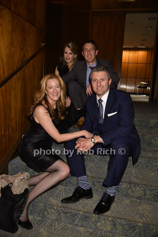 Andrea Greeven Douzet, Alex Douzet, Sasha Lazard, Alex Matthiessen photo by Rob Rich/SocietyAllure.com © 2016 robwayne1@aol.com 516-676-3939