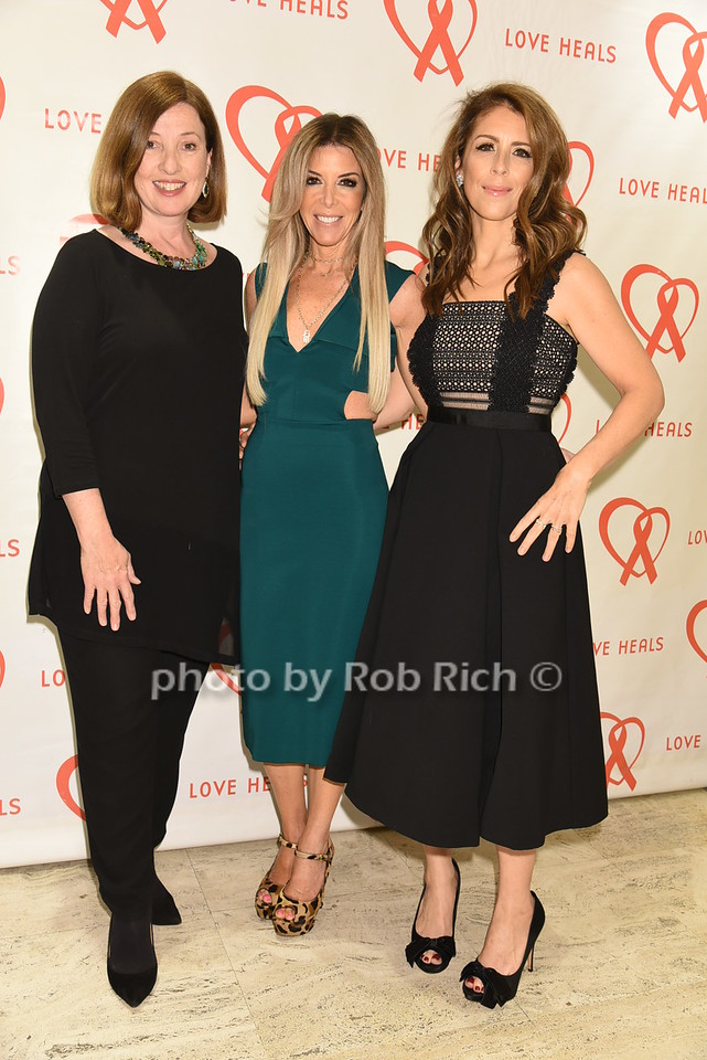 Victoria Leacock Hoffman, Stefani Greenfield and Dini von Mueffling photo by Rob Rich/SocietyAllure.com © 2016 robwayne1@aol.com 516-676-3939