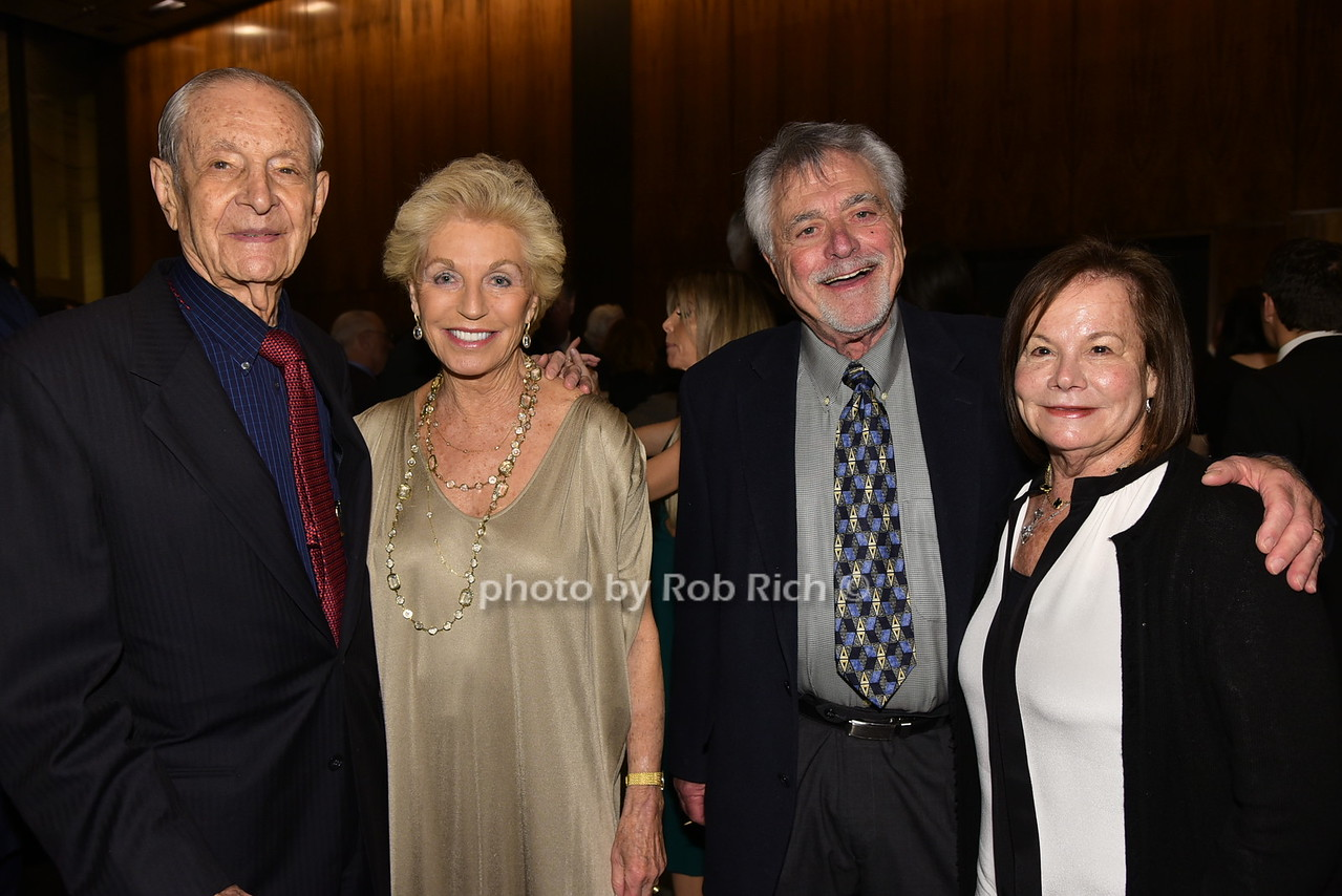 Harvey Shulman, Carol Gertz, Barry Wasserman, Barbara Frietag