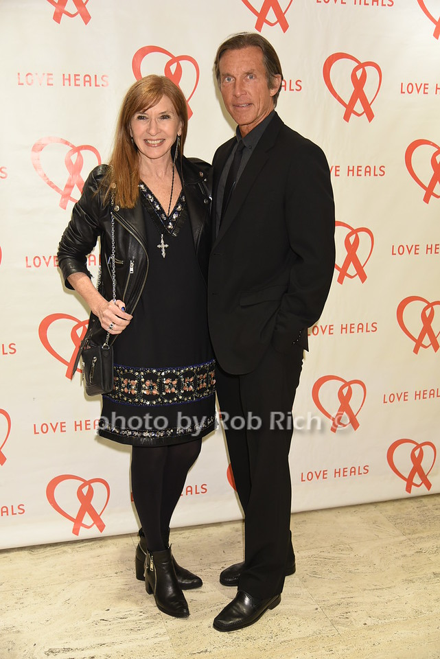 Nicole Miller  and husband Kim Taipale