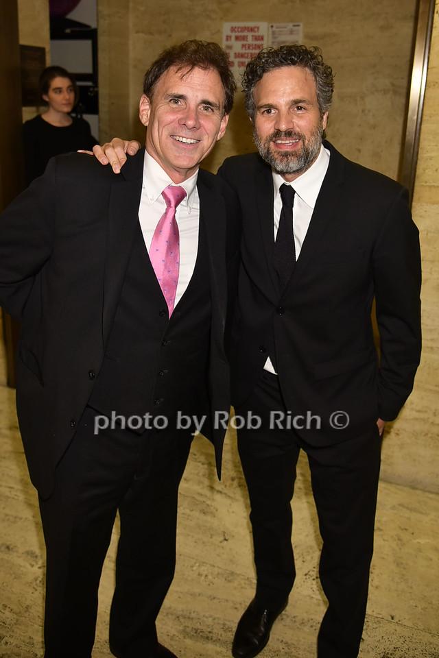 Rob Rich, Mark Ruffalo