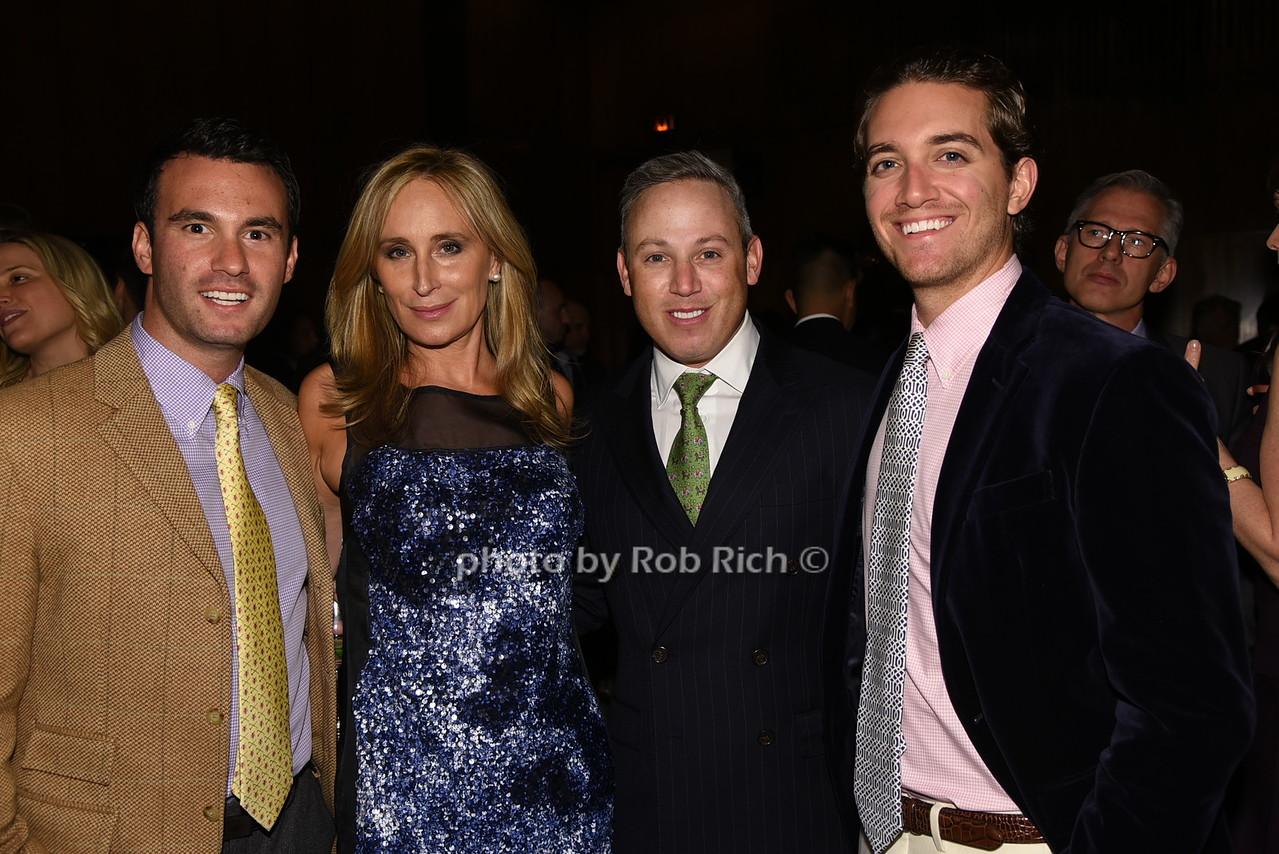Jeremy Bazoff, Sonja Morgan, Michael Lorber,Eric Goldiephoto by Rob Rich/SocietyAllure.com © 2016 robwayne1@aol.com 516-676-3939