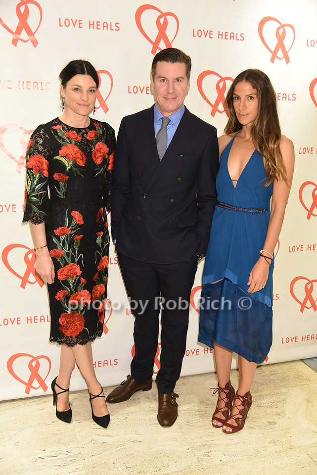 Tabitha Simmons, Peter Davis, Minnie Mortimer Gaghan