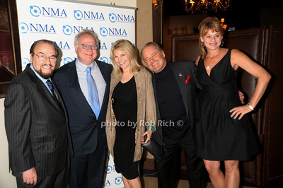 James Lipton, Gary Springer, Judy Gilbert, Rod Gilbert, Elizabeth Cier photo by Rob Rich/SocietyAllure.com © 2012 robwayne1@aol.com 516-676-3939