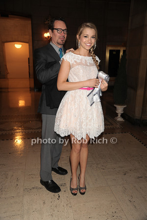 Matt Rich, Danielle Doty Miss Teen USA 2011 photo by Rob Rich/SocietyAllure.com © 2012 robwayne1@aol.com 516-676-3939