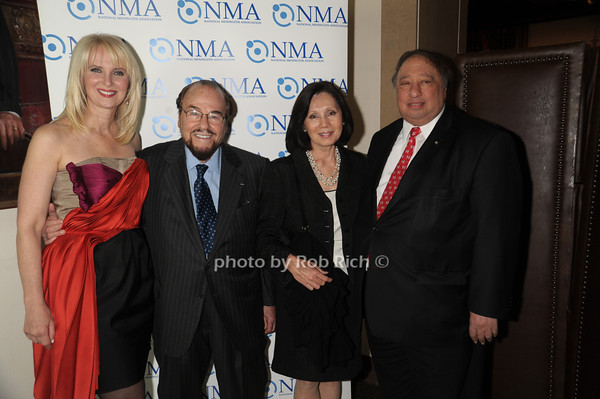 Sara Herbert Galloway, James Lipton, Kedaki Lipton, John Catsimatidis