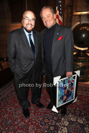 James Lipton, Rod Gilbert photo by Rob Rich/SocietyAllure.com © 2012 robwayne1@aol.com 516-676-3939