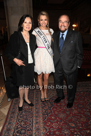 Kedaki Lipton,Danielle Doty Miss Teen USA 2011, James Lipton