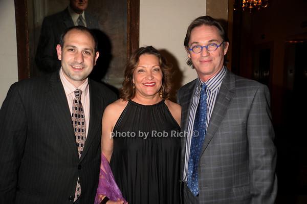 Joe Trentacosta, Georgiana Bischoff, Richard Thomas photo by Rob Rich/SocietyAllure.com © 2012 robwayne1@aol.com 516-676-3939
