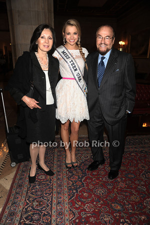 Kedaki Lipton,Danielle Doty Miss Teen USA 2011, James Lipton photo by Rob Rich/SocietyAllure.com © 2012 robwayne1@aol.com 516-676-3939