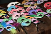 masks made by children of CDCH<br /> photo by Rob Rich/SocietyAllure.com © 2015 robwayne1@aol.com 516-676-3939