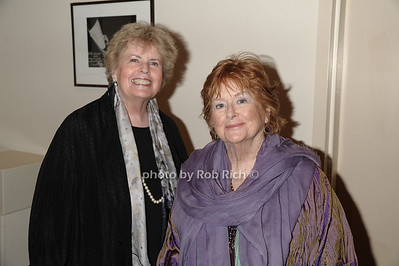 Linda Hope, Nancy Maloney photo by Rob Rich © 2011 robwayne1@aol.com 516-676-3939