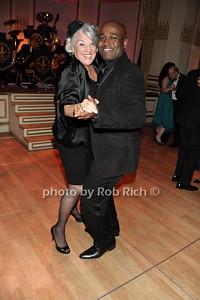 Tyne Daly, Vandre Simmons  photo  by Rob Rich © 2011 robwayne1@aol.com 516-676-3939