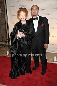 Arlene Dahl, Marc Rosen  photo  by Rob Rich © 2011 robwayne1@aol.com 516-676-3939