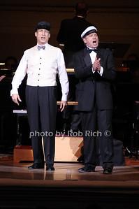 Gregg Edelman, Tom Wopat  photo  by Rob Rich © 2011 robwayne1@aol.com 516-676-3939